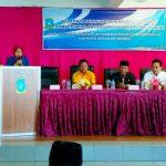 Dinkes PPKB Anambas, Gelar Pelatihan Peningkatan Kapasitas Petugas Kompeten Dalam Pengawasan Keamanan Pangan