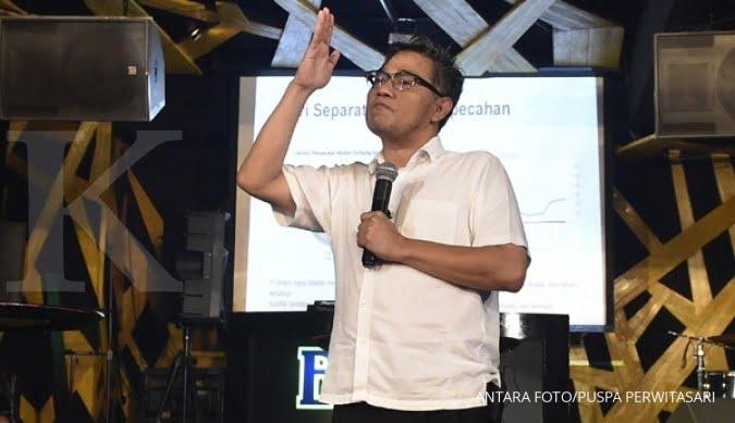 Budiman Sudjatmiko resmi menjadi komisaris independen PTPN V