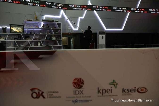 Pasar saham bisa terkoreksi 5%-10% jika dugaan korupsi BP Jamsostek terbukti
