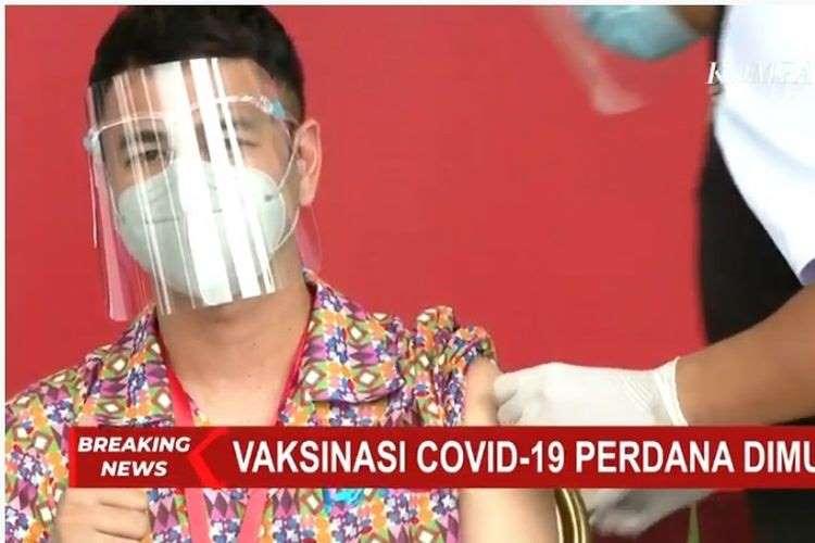 Polemik Pemilihan Raffi Ahmad sebagai Duta Vaksin Covid-19