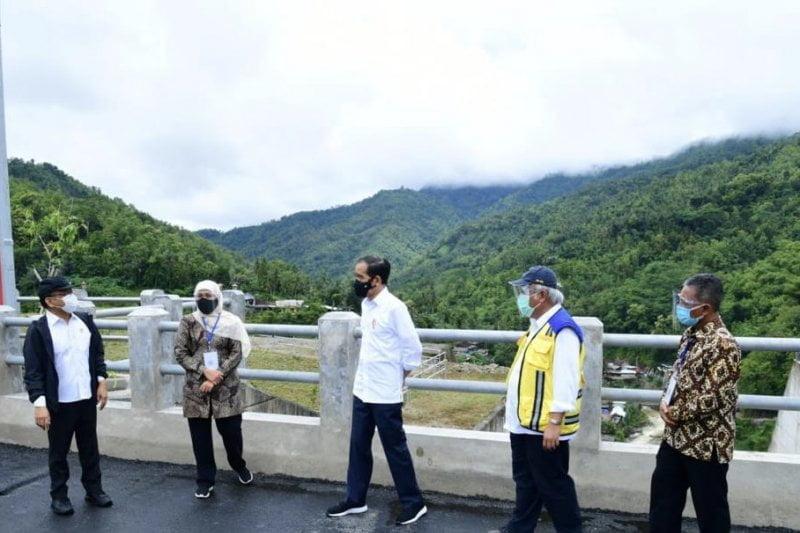 Gubernur Jatim: Bendungan Tukul di Pacitan Jadi Sentra Pemberdayaan Ekonomi