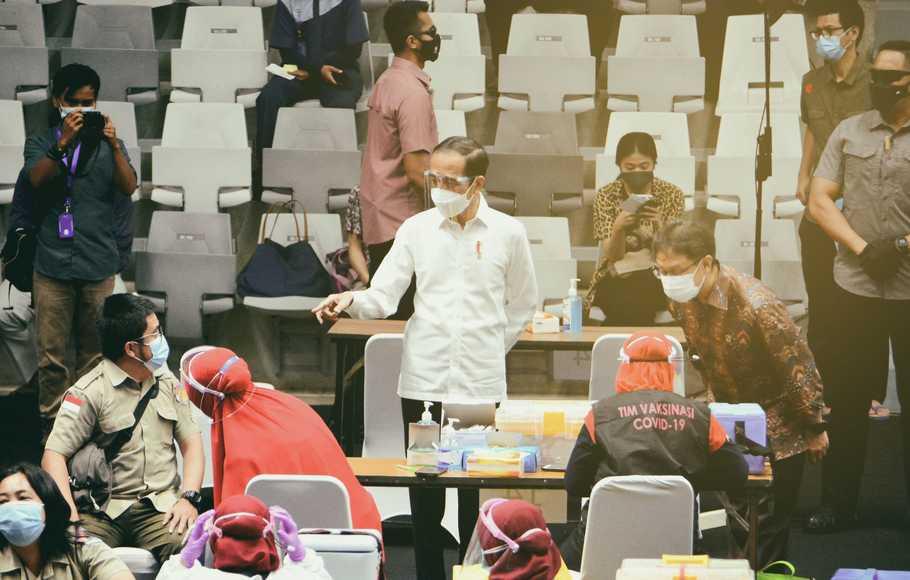 Instruksi Presiden kepada 5 Gubernur Terkait PPKM Jawa-Bali