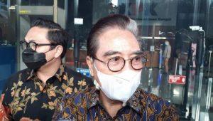 KPK Pengacara Hotma Sitompul Terima Fee Lawyer dari Tersangka Suap Bansos Covid-19