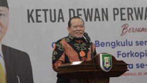 Ketua DPD RI LaNyalla Minta Pemerintah Perhatikan Pemenuhan Kebutuhan Listrik Kalbar