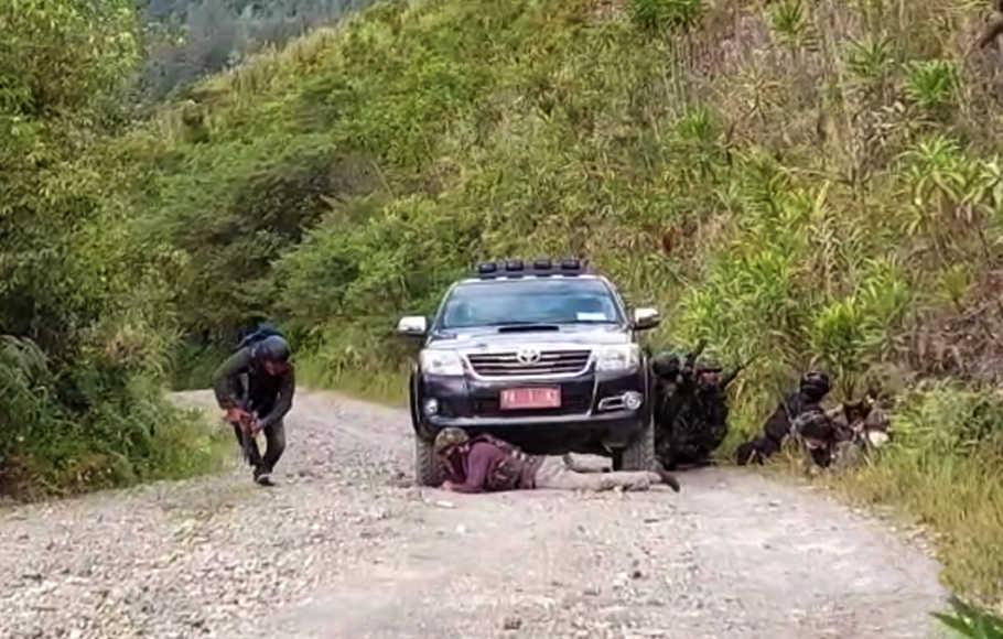 Komnas HAM Dukung TNI-Polri Bertugas Amankan Papua