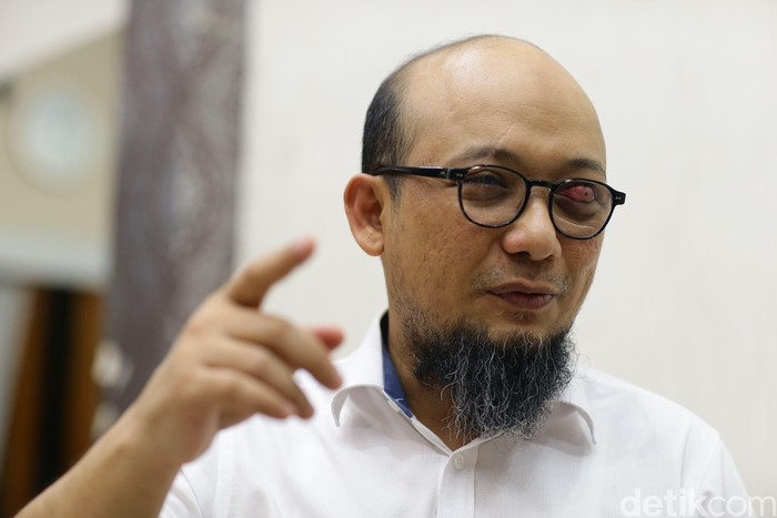 Merespon Survei LSI, Novel Akibat KPK Dilemahkan