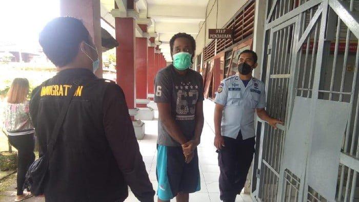 Selesai Pidana 8 Bulan Penjara, WN AS di Bali Akan Dideportase
