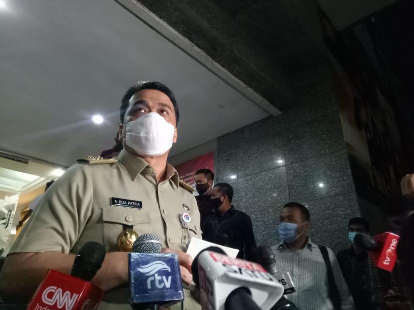 Soal Helena Lim, Wagub DKI: Petugas Puskesmas Lakukan Prosedur