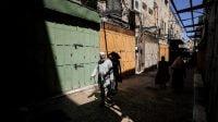Warga Palestina Gelar Mogok Kerja, Lawan Kebrutalan Israel
