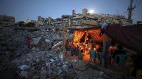 WHO sebut 200 Ribu Warga Palestina Butuh Bantuan Usai Konflik Gaza