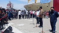 Erick Thohir Blak-blakan Terkait Penyediaan Kapal Isoter