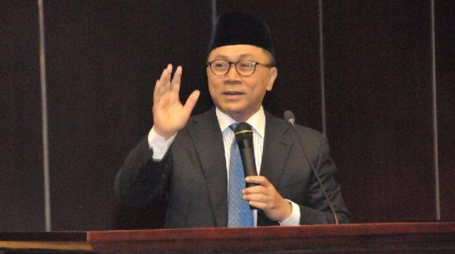 Isu Reshuffle Kabinet Zulkifli Hasan Menguat Calon Menteri Perhubungan
