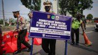 PPKM Jawa-Bali Diperpanjang Sampai 4 Oktober, Tak Ada Daerah Level 4